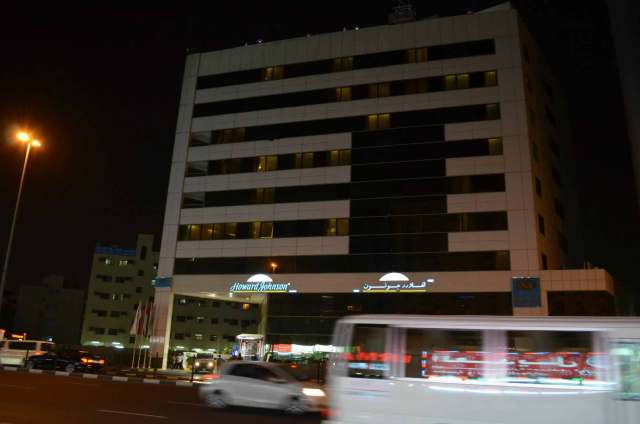 Howard Johnson hotel Apartments bur dubai