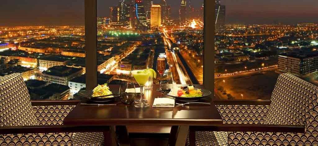 At.mosphere in Dubai