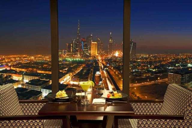 Kris with a View Dubai
