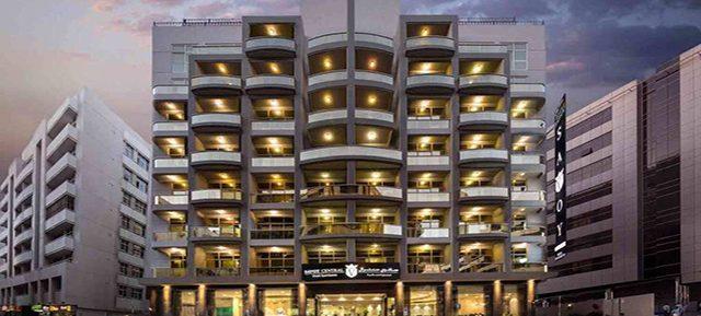 Getaway Hotel in bur Dubai