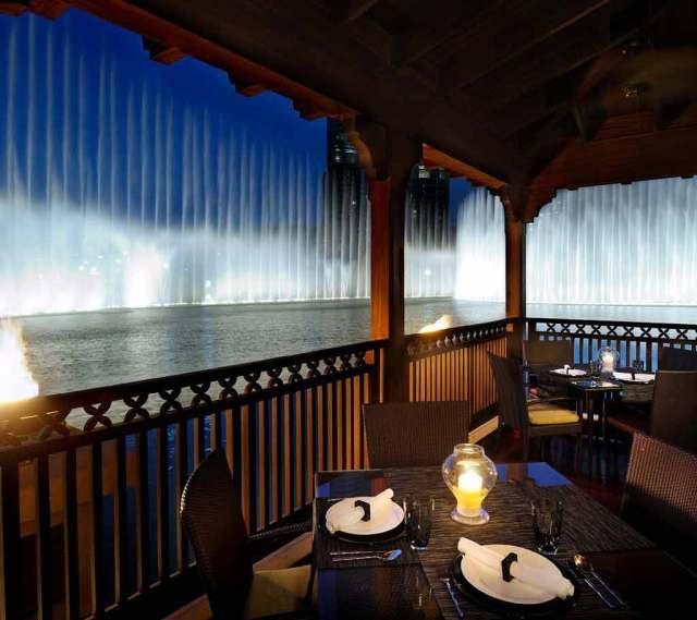 Thiptara The Viewing Deck Dubai