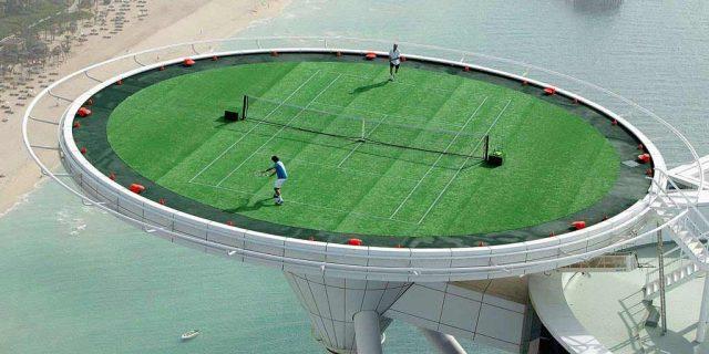 sports destination