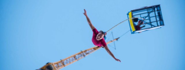 Bungee jumping Dubai