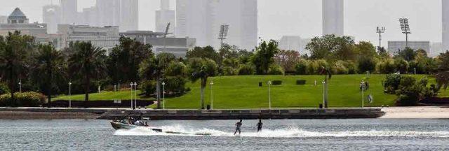 Cable Car Ride in Dubai Creek
