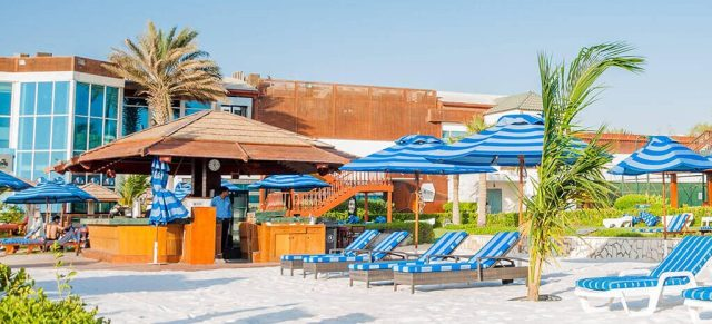 Dubai Marine Beach resort and Spa