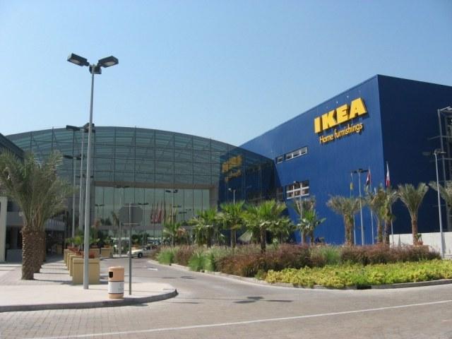 Ikea at Dubai Festival City
