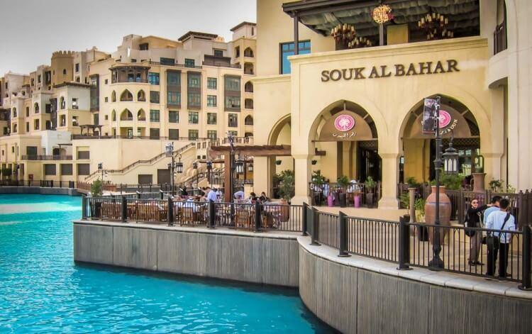 Best Licensed Restaurants In Dubai Marina