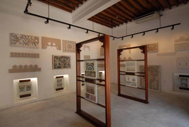 Traditional Architecture Museum Dubai
