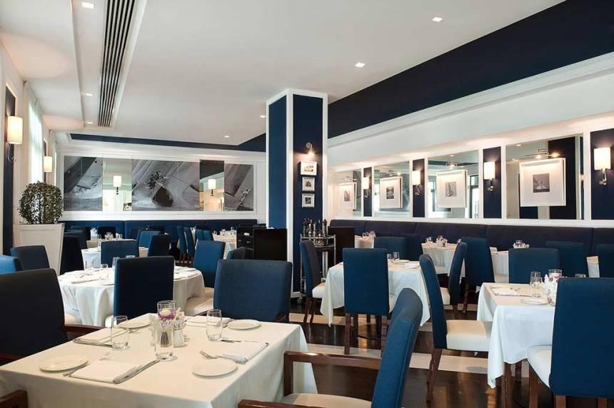 Bice Italian Restaurant in Dubai