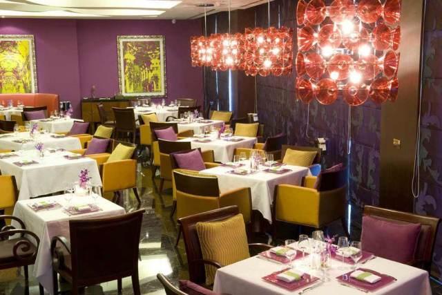 Rococo italian restaurant dubai
