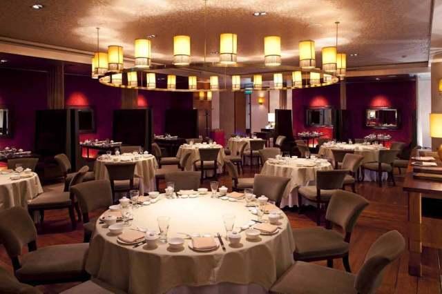 The China Club Chinese restaurants in Dubai