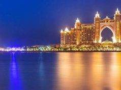 Palm Jumeirah in Dubai