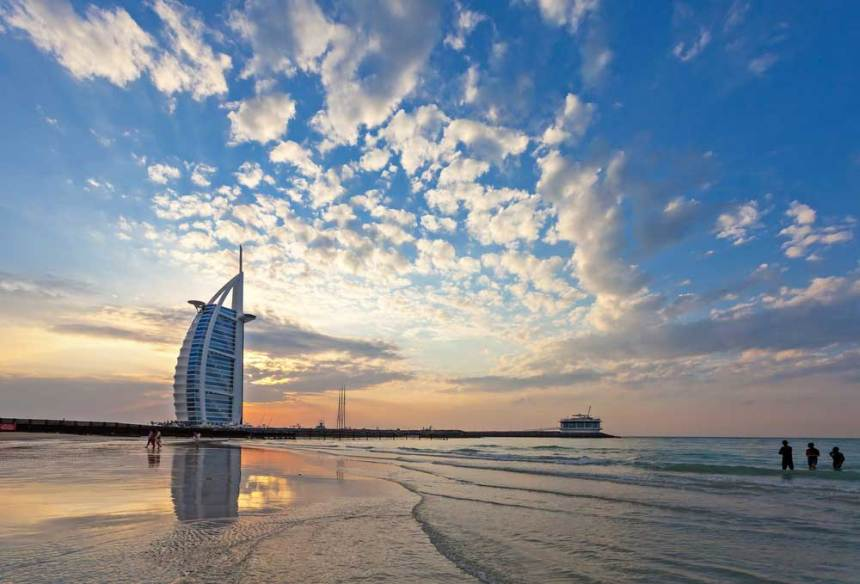 Weather in Dubai