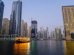 dubai city landmark conservation tourism project