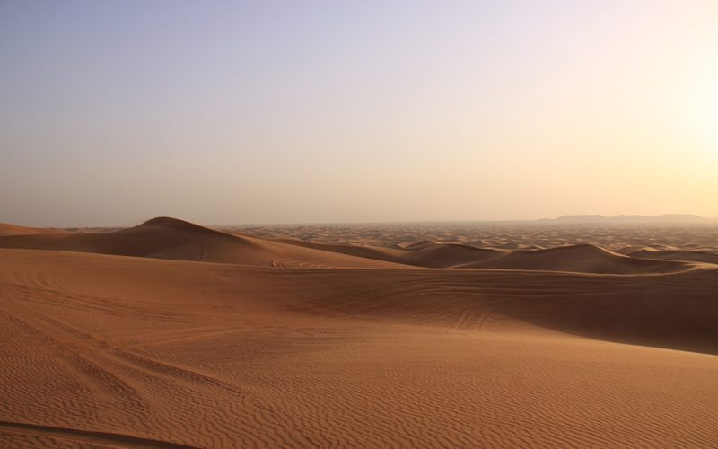 Al Awir Desert Image