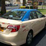 Taxi Dubai Image