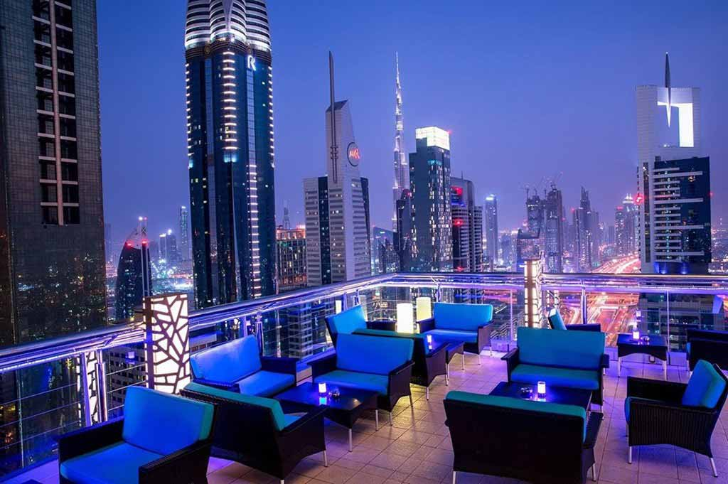 10 Best Rooftop Restaurants And Bars In Dubai