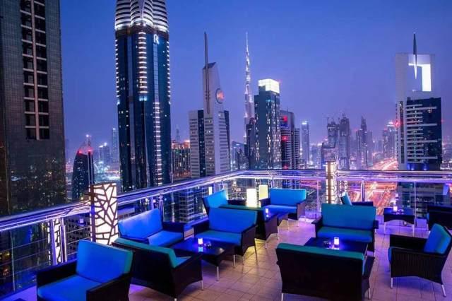 Level 43 Sky Lounge Dubai