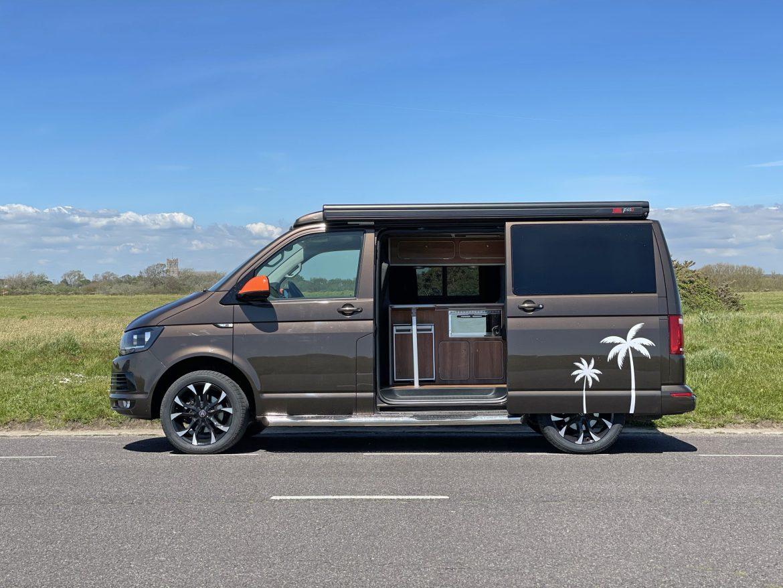 VW Campervan hire T6 King Karisma