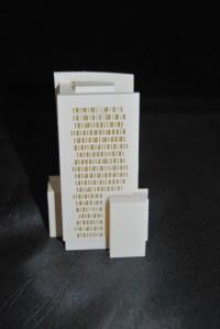 Impression 3d : Le bâtiment