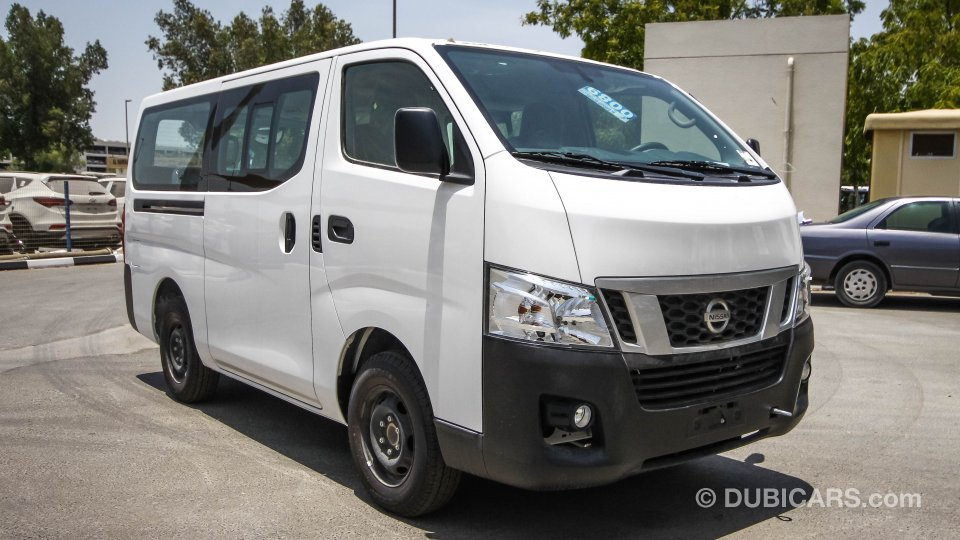 Nissan Urvan Micro Bus 15 Seater For Sale Aed 73 000