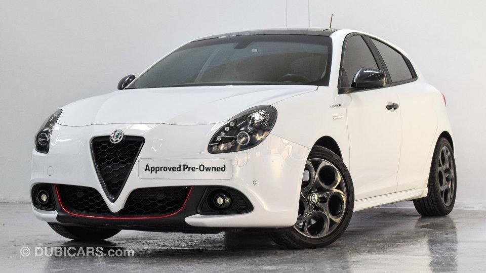 Alfa Romeo Giulietta Veloce For Sale Aed 84 788 White 2018