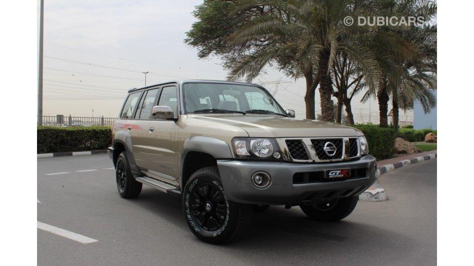 Nissan Patrol Super Safari 4800 VTC For Sale AED 215000