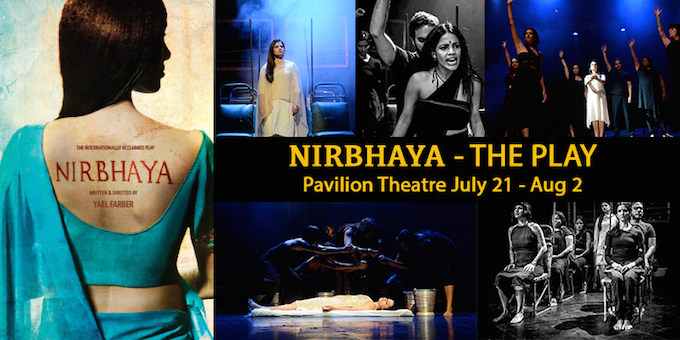 Nirbhaya at the Pavilion Theatre