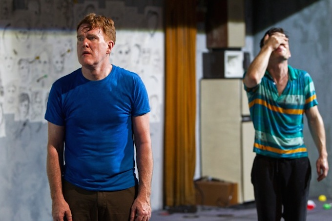 Mikel Murfi and Cillian Murohy in Ballyturk © Patrick Redmond 2014