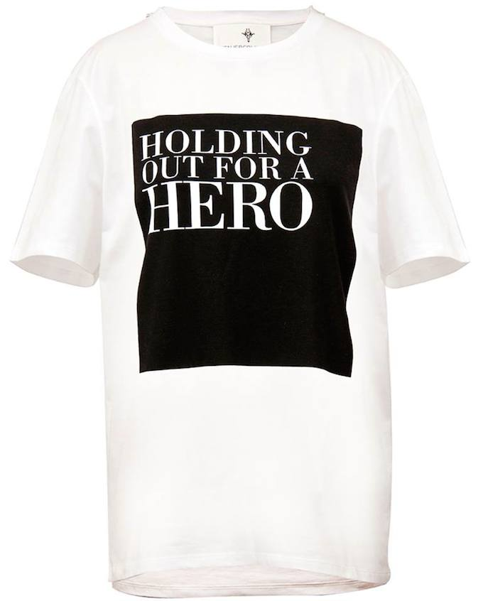 Hero t-shirt by NatalieBColeman