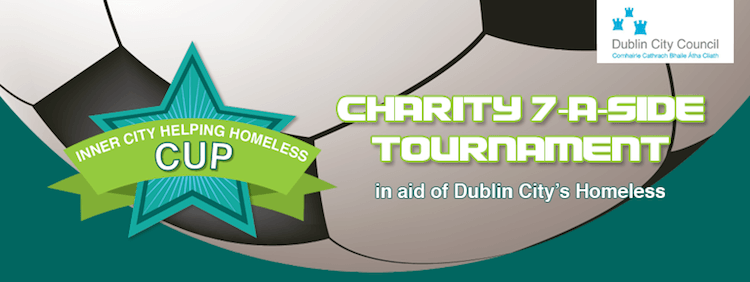 ICHH Charity soccer 7 a side