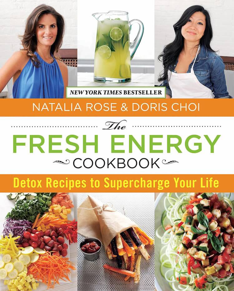 fresh energy cookbook cover