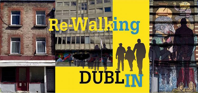 rewalking dublin banner