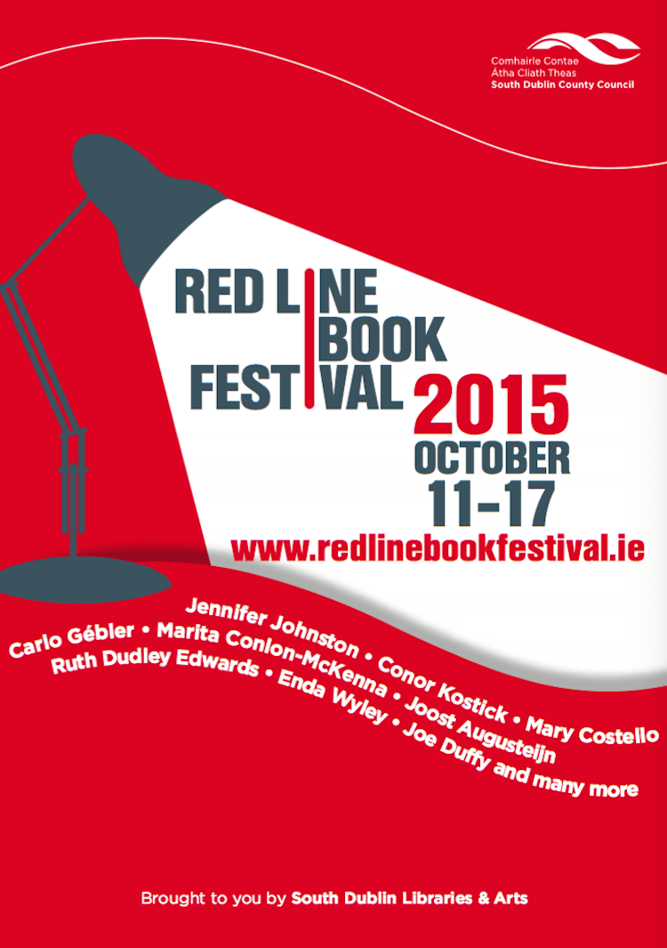 Red Line Book Festival 2015 poster