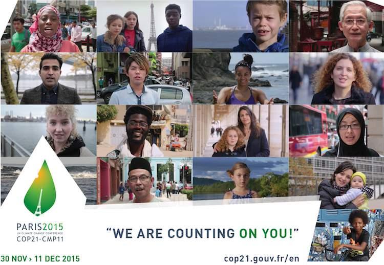 COP21 flyer