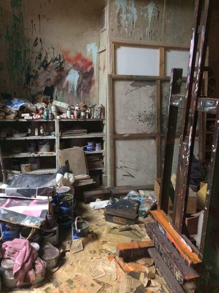 Francis Bacon Studio @ Hugh Lane Dublin