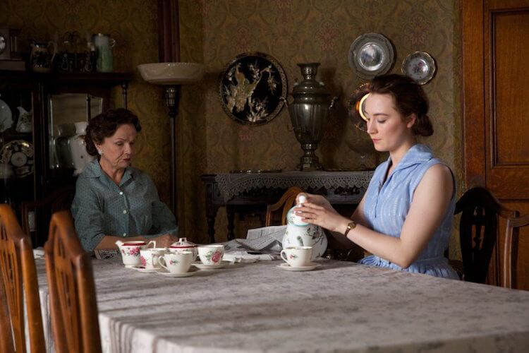 Brooklyn movie still by Kerry Brown - © 2015 - Fox Searchlight Pictures (via IMDb)