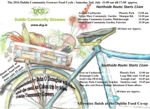 Poster promoting Food Cycle Day