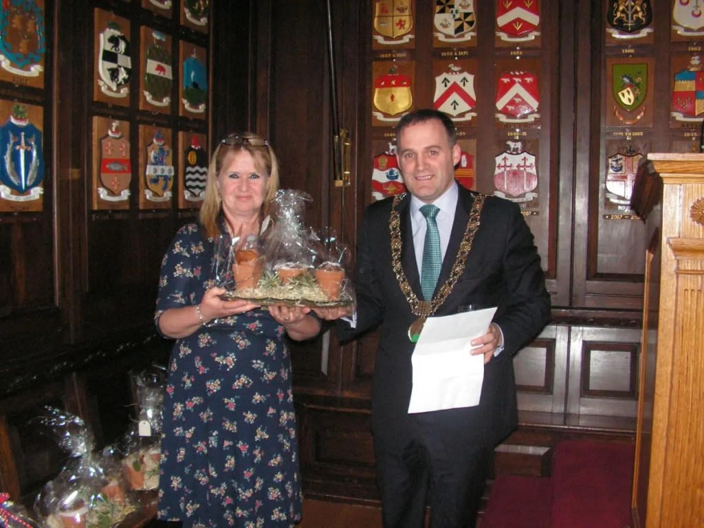 Launch of the Harvest Festival 2013 at the Mansion House