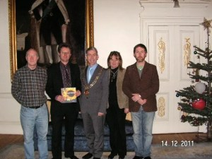 Meeting with Lord Mayor of Dublin Dec 2011