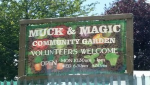 Muck and Magic CG Sign