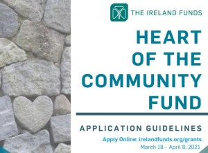 Heart of the Community Grant flyer
