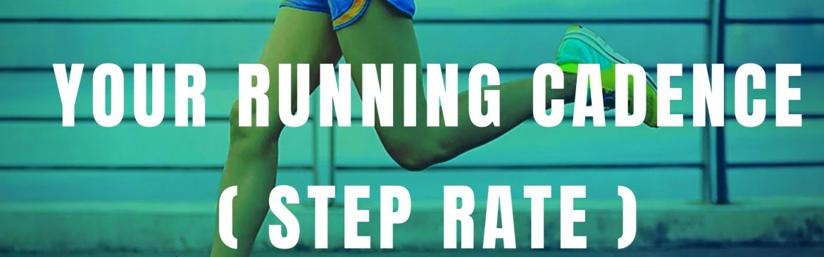 Your Running Cadence