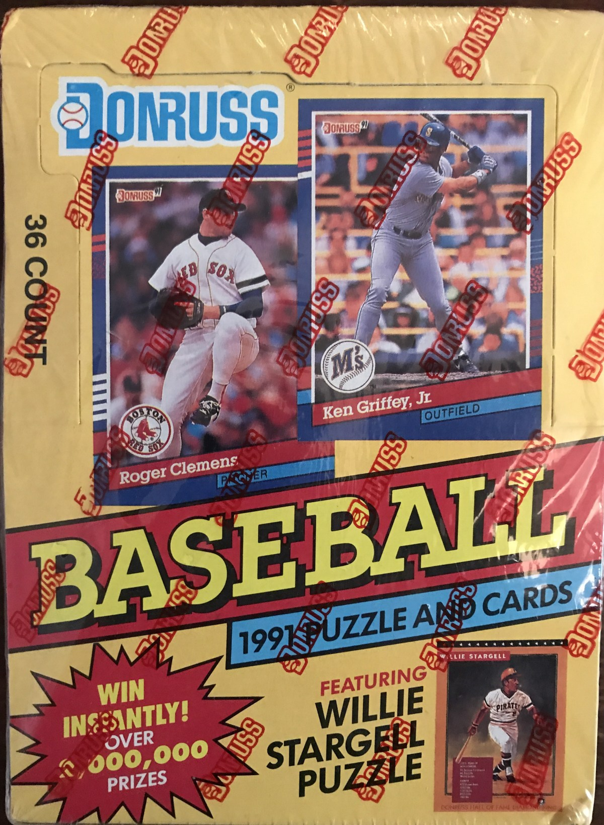 1991 Donruss – The Elite Quest