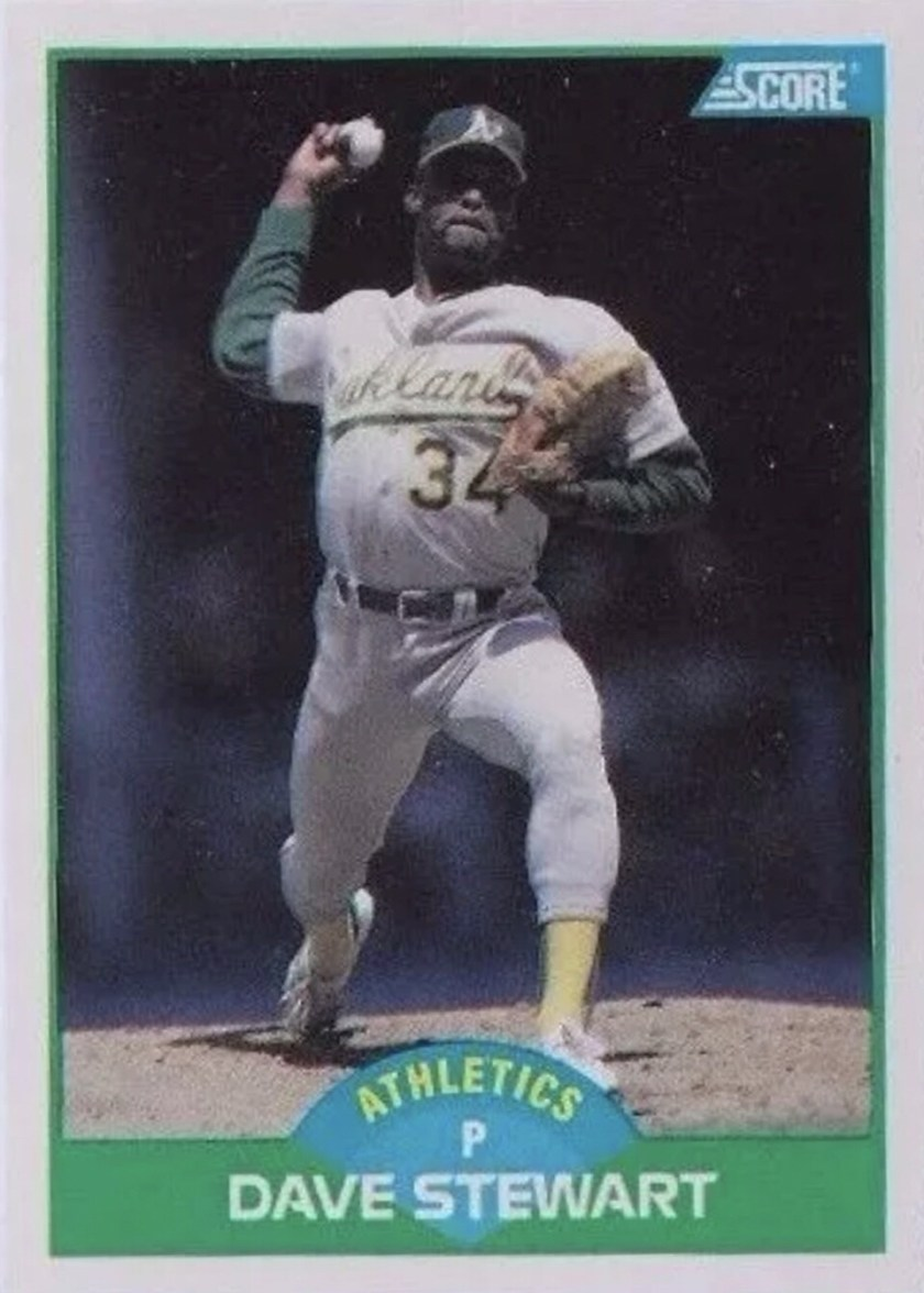 a3d34f232 Dave Stewart The first pitcher on the list is a 3x World Series Champ with  a career 168-129 win-loss record. The key for me with Stewart was what he  did ...