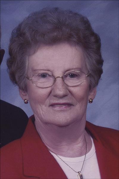 Doris Virginia Bartelt, 95, Huntingburg
