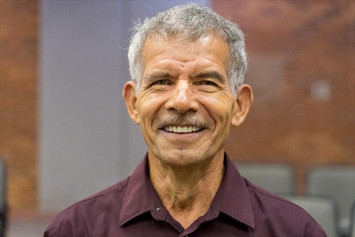 Luis Dubon: Building bridges to better the community