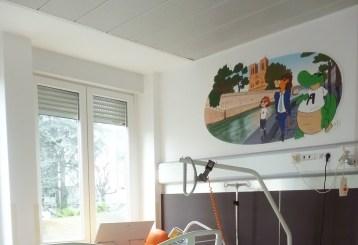 IHOP-Lyon-hopital-jour-decoration-fresque-mur-porte-albert-clementine-cesar-rosalie-6