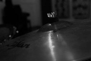 Cymbal-BW