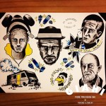 Breaking Bad Tattoo Tattoo Gallery Collection